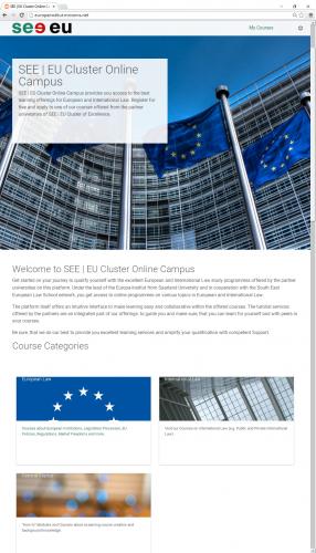 Website Online Campus